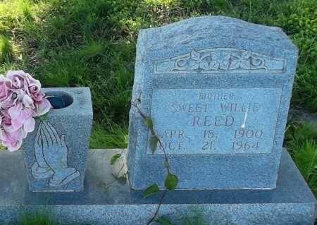REED, SWEET WILLIE - Lee County, Arkansas   SWEET WILLIE REED - Arkansas Gravestone Photos