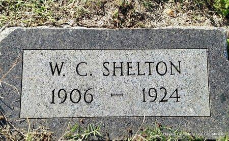 SHELTON, W C - Lee County, Arkansas | W C SHELTON - Arkansas Gravestone Photos