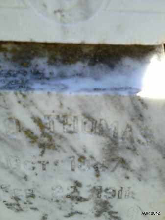 THOMAS, S - Lee County, Arkansas   S THOMAS - Arkansas Gravestone Photos