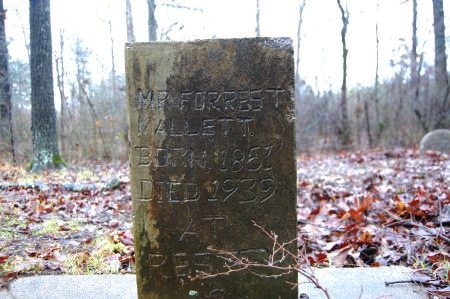 MALLETT, FORREST - Lincoln County, Arkansas   FORREST MALLETT - Arkansas Gravestone Photos