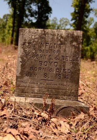 BOYD, INFANT - Lincoln County, Arkansas | INFANT BOYD - Arkansas Gravestone Photos