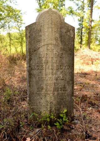 BOYD, LUCIUS E. - Lincoln County, Arkansas | LUCIUS E. BOYD - Arkansas Gravestone Photos