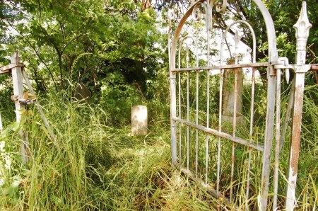 *CEMETERY GATE,  - Lincoln County, Arkansas |  *CEMETERY GATE - Arkansas Gravestone Photos