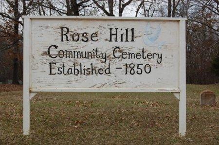 *CEMETERY SIGN,  - Lincoln County, Arkansas |  *CEMETERY SIGN - Arkansas Gravestone Photos