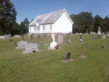 *CHURCH AND CEMETERY OVERVIEW, . - Lincoln County, Arkansas   . *CHURCH AND CEMETERY OVERVIEW - Arkansas Gravestone Photos