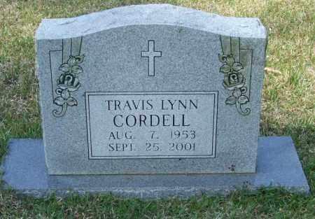 CORDELL, TRAVIS LYNN - Lincoln County, Arkansas | TRAVIS LYNN CORDELL - Arkansas Gravestone Photos