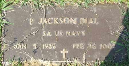 """DIAL (VETERAN), P JACKSON """"JACK"""" - Lincoln County, Arkansas   P JACKSON """"JACK"""" DIAL (VETERAN) - Arkansas Gravestone Photos"""