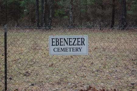 *EBENEZER CEMETERY SIGN,  - Lincoln County, Arkansas |  *EBENEZER CEMETERY SIGN - Arkansas Gravestone Photos