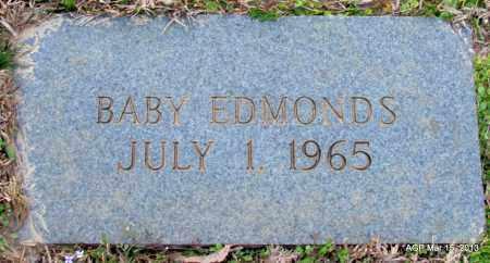 EDMONDS, BABY - Lincoln County, Arkansas   BABY EDMONDS - Arkansas Gravestone Photos