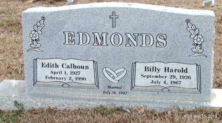 CALHOUN EDMONDS, EDITH - Lincoln County, Arkansas | EDITH CALHOUN EDMONDS - Arkansas Gravestone Photos
