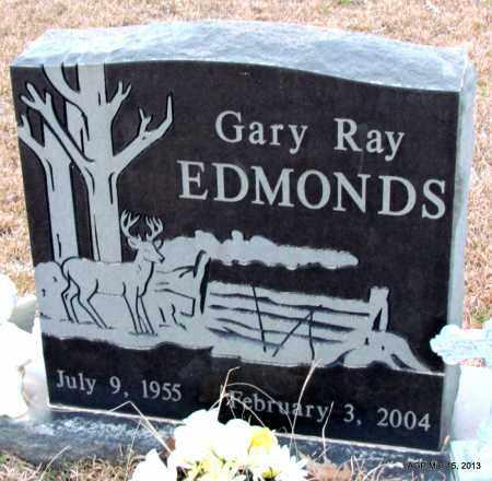 EDMONDS, GARY RAY - Lincoln County, Arkansas   GARY RAY EDMONDS - Arkansas Gravestone Photos