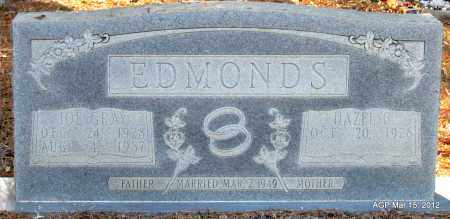 YOUNG EDMONDS, HAZEL GRACE - Lincoln County, Arkansas | HAZEL GRACE YOUNG EDMONDS - Arkansas Gravestone Photos
