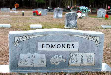 "HOLTE EDMONDS, ADELIA ""DEE"" - Lincoln County, Arkansas 