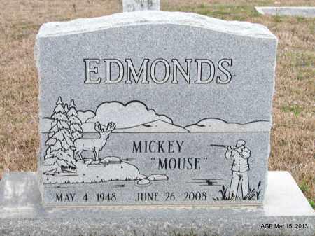 "EDMONDS, MICKY ""MOUSE"" - Lincoln County, Arkansas | MICKY ""MOUSE"" EDMONDS - Arkansas Gravestone Photos"