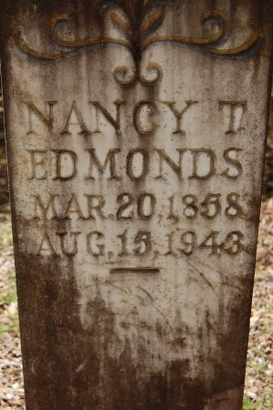 HENLEY EDMONDS, NANCY T. - Lincoln County, Arkansas | NANCY T. HENLEY EDMONDS - Arkansas Gravestone Photos