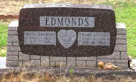 EDMONDS, PAUL RAYMOND - Lincoln County, Arkansas | PAUL RAYMOND EDMONDS - Arkansas Gravestone Photos
