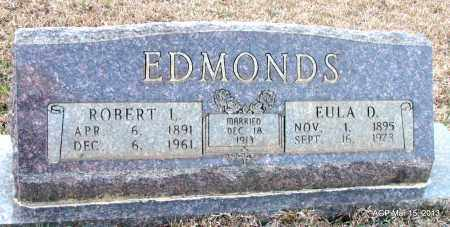 EDMONDS, EULA D - Lincoln County, Arkansas | EULA D EDMONDS - Arkansas Gravestone Photos