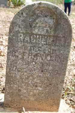 SNELSON FRANKLIN, RACHEL E - Lincoln County, Arkansas   RACHEL E SNELSON FRANKLIN - Arkansas Gravestone Photos
