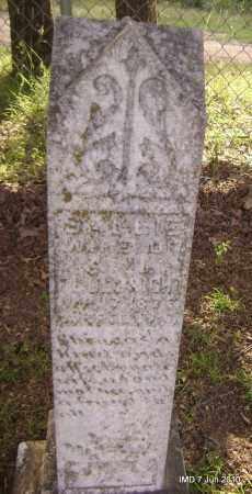FULLBRIGHT, SALLIE - Lincoln County, Arkansas | SALLIE FULLBRIGHT - Arkansas Gravestone Photos