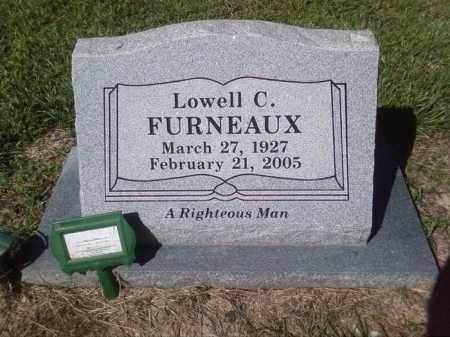 FURNEAUX, LOWELL C - Lincoln County, Arkansas | LOWELL C FURNEAUX - Arkansas Gravestone Photos