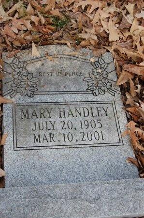 HANDLEY, MARY - Lincoln County, Arkansas | MARY HANDLEY - Arkansas Gravestone Photos