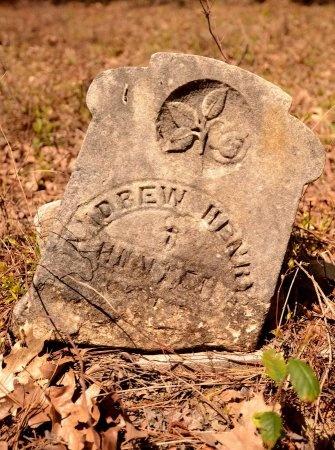 HUNTER, ANDREW - Lincoln County, Arkansas   ANDREW HUNTER - Arkansas Gravestone Photos