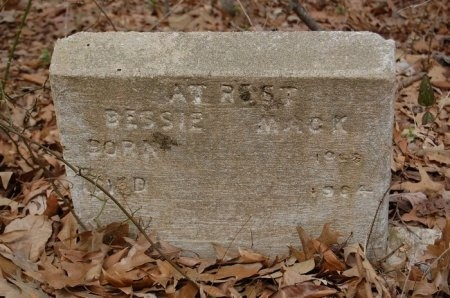 MACK, BESSIE - Lincoln County, Arkansas | BESSIE MACK - Arkansas Gravestone Photos