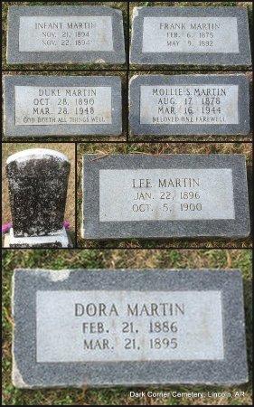 MARTIN, FRANK - Lincoln County, Arkansas | FRANK MARTIN - Arkansas Gravestone Photos
