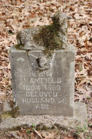 MAYFIELD, HENRY - Lincoln County, Arkansas | HENRY MAYFIELD - Arkansas Gravestone Photos