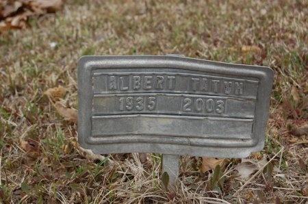 TATUM, ALBERT - Lincoln County, Arkansas   ALBERT TATUM - Arkansas Gravestone Photos