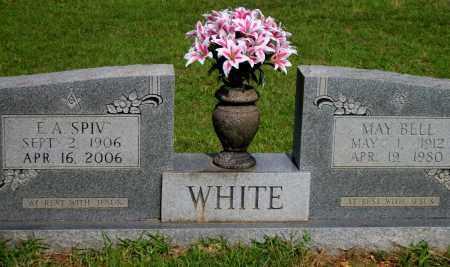 "WHITE, E A ""SPIV"" - Lincoln County, Arkansas   E A ""SPIV"" WHITE - Arkansas Gravestone Photos"