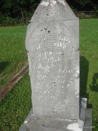 WHITE, JENNIE BOB - Lincoln County, Arkansas | JENNIE BOB WHITE - Arkansas Gravestone Photos