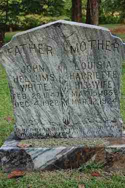 WHITE, LOUISIA - Lincoln County, Arkansas | LOUISIA WHITE - Arkansas Gravestone Photos