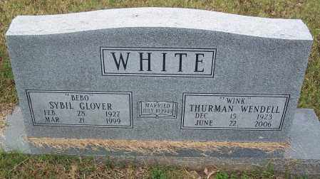 "WHITE, THURMAN WENDELL ""WINK"" - Lincoln County, Arkansas 