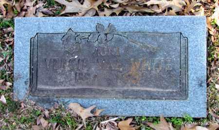 WHITE, VERGIE MAE - Lincoln County, Arkansas   VERGIE MAE WHITE - Arkansas Gravestone Photos