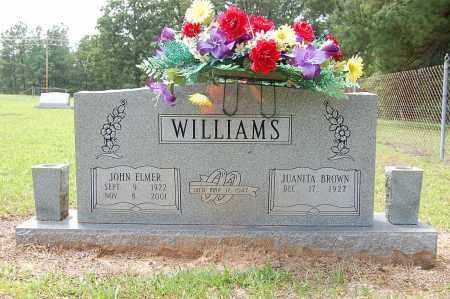 WILLIAMS, JOHN - Lincoln County, Arkansas | JOHN WILLIAMS - Arkansas Gravestone Photos