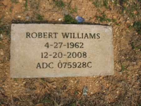 WILLIAMS, ROBERT - Lincoln County, Arkansas   ROBERT WILLIAMS - Arkansas Gravestone Photos