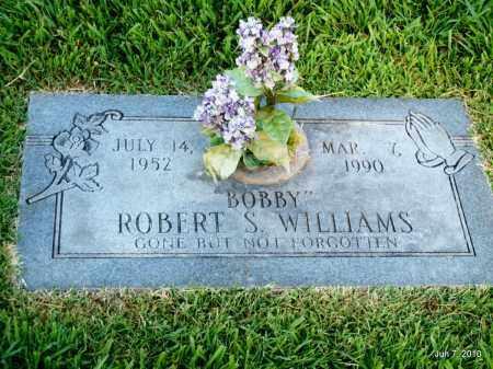 WILLIAMS, ROBERT S - Lincoln County, Arkansas | ROBERT S WILLIAMS - Arkansas Gravestone Photos