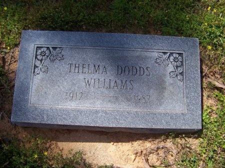 WILLIAMS, THELMA - Lincoln County, Arkansas | THELMA WILLIAMS - Arkansas Gravestone Photos