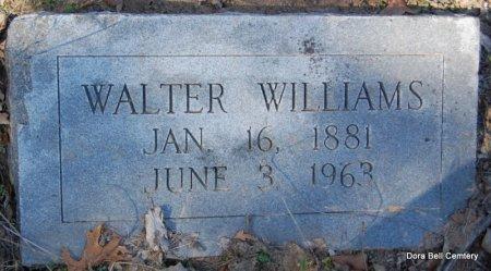 WILLIAMS, WALTER - Lincoln County, Arkansas | WALTER WILLIAMS - Arkansas Gravestone Photos