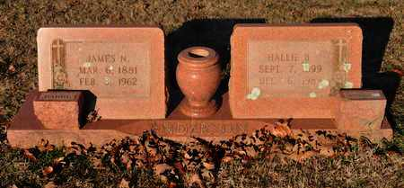 ANDERSON, HALLIE B - Little River County, Arkansas | HALLIE B ANDERSON - Arkansas Gravestone Photos