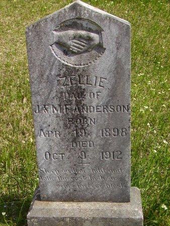 ANDERSON, ZELLIE - Little River County, Arkansas | ZELLIE ANDERSON - Arkansas Gravestone Photos