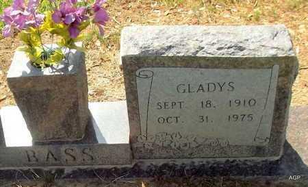 BASS, GLADYS - Little River County, Arkansas | GLADYS BASS - Arkansas Gravestone Photos
