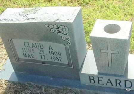 BEARD, CLAUD A - Little River County, Arkansas | CLAUD A BEARD - Arkansas Gravestone Photos