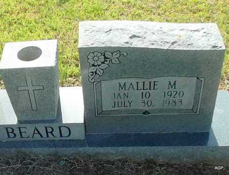 BEARD, MALLIE M - Little River County, Arkansas | MALLIE M BEARD - Arkansas Gravestone Photos