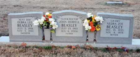 BEASLEY, NEDRA ZOE - Little River County, Arkansas | NEDRA ZOE BEASLEY - Arkansas Gravestone Photos