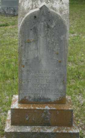 BIZZELL, WILLIAM HENRY - Little River County, Arkansas | WILLIAM HENRY BIZZELL - Arkansas Gravestone Photos