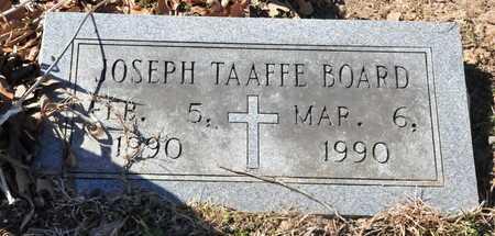 BOARD, JOSEPH TAAFFE - Little River County, Arkansas | JOSEPH TAAFFE BOARD - Arkansas Gravestone Photos