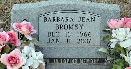 BROMSY, BARBARA JEAN - Little River County, Arkansas   BARBARA JEAN BROMSY - Arkansas Gravestone Photos
