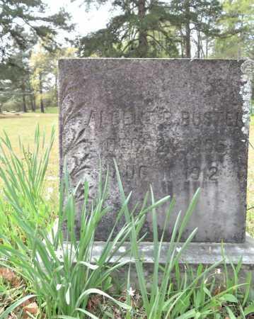 BUSTER, ALBERT B - Little River County, Arkansas | ALBERT B BUSTER - Arkansas Gravestone Photos